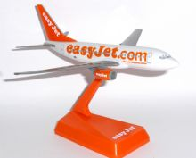 Boeing 737-700 Easyjet Airline UK Snap Fit Collectors Model Scale 1:200 E